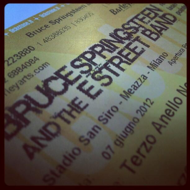 Bruce Springsteen esplode a Trieste